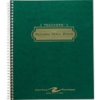 Roaring Spring® Teacher's Roll Book
