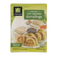 Nasoya Tofu Vegetable Dumplings Organic