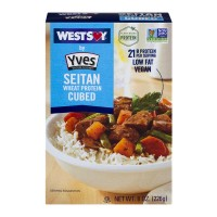 WestSoy by Yves Seitan Cubed Wheat Protein