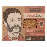 Upton's Naturals Chorizo Seitan Non - GMO