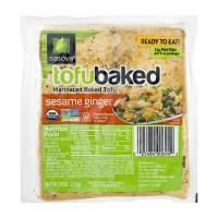 Nasoya TofuBaked Marinated Baked Tofu Sesame Ginger Organic