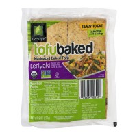 Nasoya TofuBaked Marinated Baked Tofu Teriyaki Organic