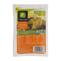 Nasoya Super Firm Sprouted Tofu Organic