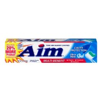 Aim Cavity Protection Multi Benefit Toothpaste Ultra Mint Gel