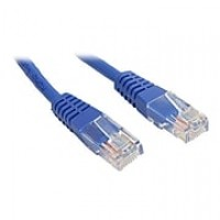 StarTech Cat 5e UTP Molded Patch Cable, Blue, 20'