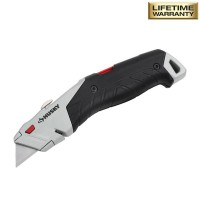 Husky Quick-Release Retractable Utility Knife