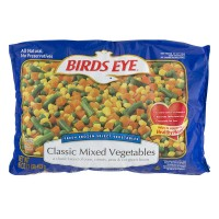 Birds Eye Vegetables Mixed Classic All Natural