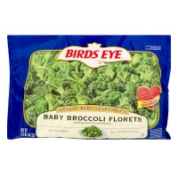 Birds Eye Broccoli Florets Baby All Natural
