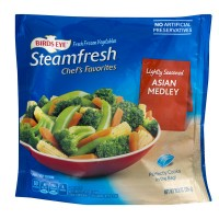 Birds Eye Steamfresh Chef's Favorites Asian Medley Lightly Seasoned