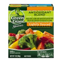 Green Giant Steamers Lightly Sauced Antioxidant Blend