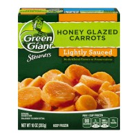 Green Giant Steamers Lightly Sauced Carrots Honey Glazed