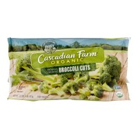 Cascadian Farm Broccoli Cuts Organic