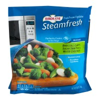 Birds Eye Steamfresh Broccoli, Carrots, Sugar Snap Peas & Water Chestnuts