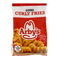 Arby's Curly Fries Seasoned