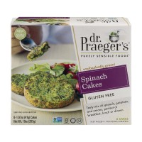 Dr. Praeger's Spinach Pancakes All Natural - 6 ct
