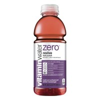 Glaceau Vitaminwater Zero Revive Fruit Punch Enhanced Water Beverage