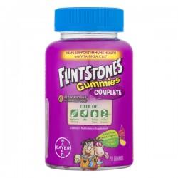 Flintstones Gummies Complete Children's Multivitamin Supplement