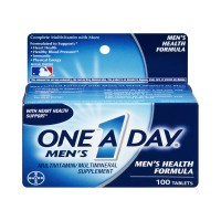 One A Day Men's Health Formula Complete Multivitamin Tablets