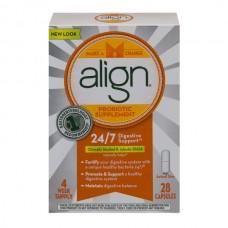 Align Daily Probiotic Supplement Capsules