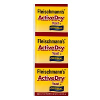 Fleischmann's Active Dry Yeast Original - 3 ct