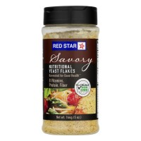 Red Star Savory Nutritional Yeast Flakes Non-GMO