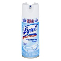 Lysol Disinfectant Crisp Linen Aerosol Spray