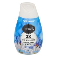 Renuzit Gel Air Freshener 2X Odor Neutralizer Pure Breeze