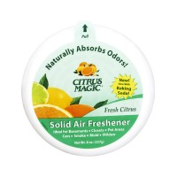 Citrus Magic Air Freshener Odor Absorbing Solid Fresh Citrus