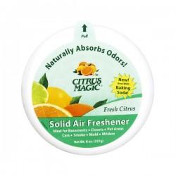 Citrus Magic Air Freshener Odor Absorbing Solid Fresh Citrus