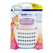 Febreze SmallSpaces Air Freshener Gain Island Fresh Scent