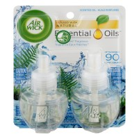 Air Wick Scented Oil Air Freshener Fresh Waters Refill