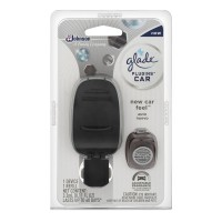 Glade PlugIns Car Starter Kit New Car Feel