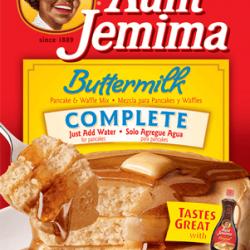 Aunt Jemima Complete Pancake & Waffle Mix Buttermilk