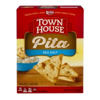 Keebler Town House Pita Crackers Sea Salt