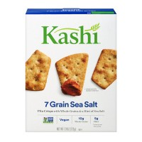 Kashi Pita Crisps 7 Grain Sea Salt