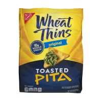 Nabisco Wheat Thins Toasted Pita Original