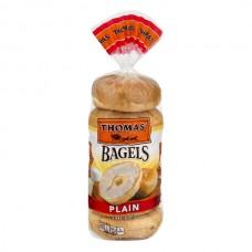 Thomas' Bagels Plain - 6 ct