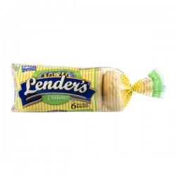 Lender's Original Bagels Onion - 6 ct Frozen