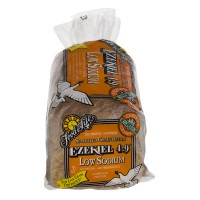 Food For Life Ezekiel 4:9 Bread Sprouted Grain Low Sodium Organic Frozen