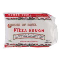 House of Pasta Pizza Dough Loaves - 2 ct