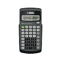 Texas Instruments TI-30Xa 10-Digit Scientific Calculator, Black