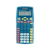 Texas Instruments Explorer TI-15 11-Digit Scientific Calculator, Blue