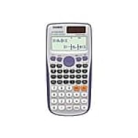 Casio FX-115ES Plus 16-Digit Scientific Calculator, Gray