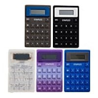 Staples® Flexible 8-Digit Display Desk Calculator
