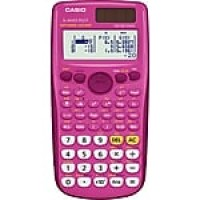 Casio (FX-300ES PLUS) Scientific Calculator, Pink