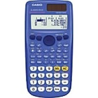 Casio FX-300ESPLUS Scientific Calculator, Blue