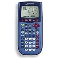 Texas Instruments TI-73 Explorer™ Graphing Calculator, Blue
