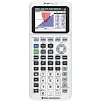 Texas Instruments TI-84 Plus CE Graphing Calculator, Bright White