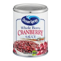 Ocean Spray Cranberry Sauce Whole Berry