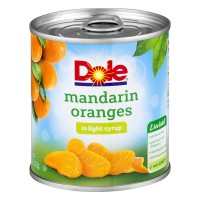 Dole Mandarin Oranges in Light Syrup